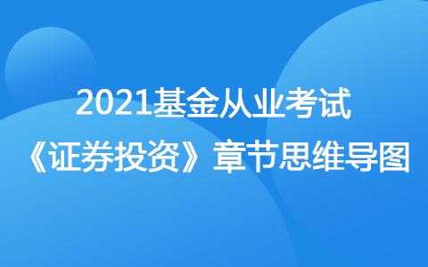 2021基金从业考试《证券投资》思维导图-基金的国际化发展概括